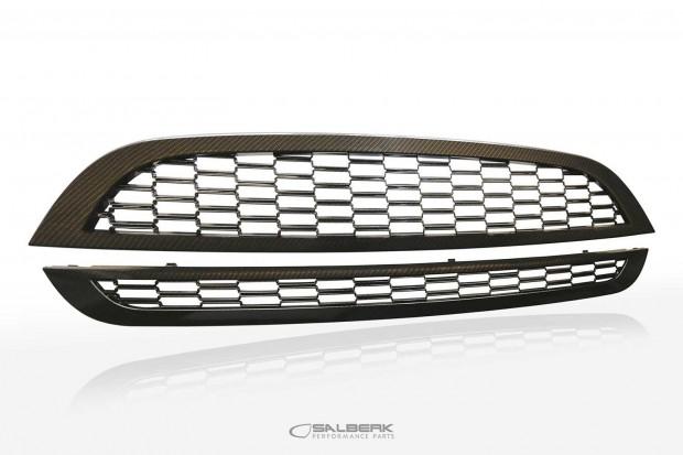 salberk performance GRMBLC - Frontgrill in Carbon Optik